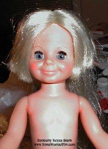 Velvet Doll Restoration 2