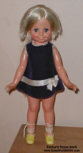 Velvet Doll Restoration 5