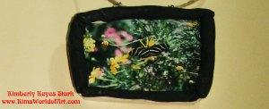 Butterfly Polymer Clay Photojewelry
