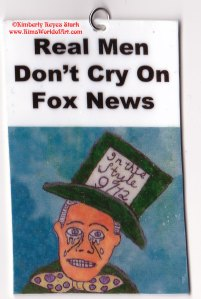 Real Men Don't Cry on Fox News