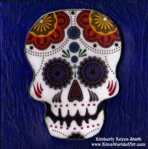 Skull Art 10