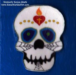 Skull Art 11