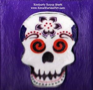 Skull Art 13
