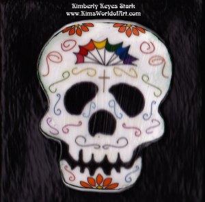 Skull Art 15