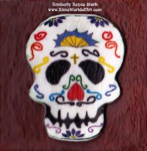 Skull Art 16