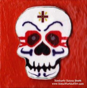 Skull Art 4