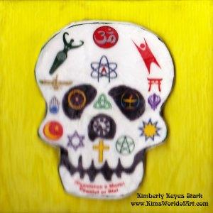 Skull Art 5