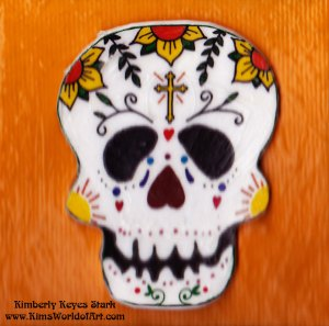 Skull Art 6