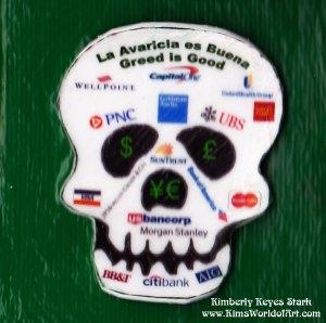 Skull Art 7