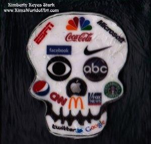 Skull Art 8