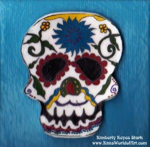 Skull Art 9