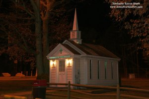Little Chapel at Night