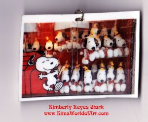 Snoopy Store Window Jewelry