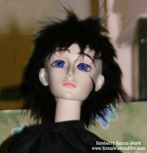 Fantasy Doll Tobias