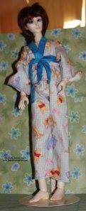Pooh Kimono