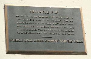Triangle Shirtwaist Fire Centennial Anniversary