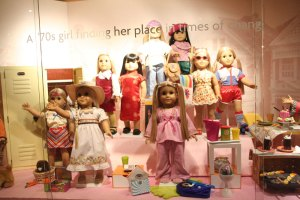 American Girl Place, Fifth Avenue, New York City