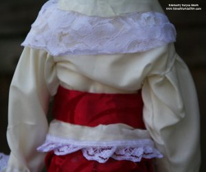 Red Prince Doll Outfit