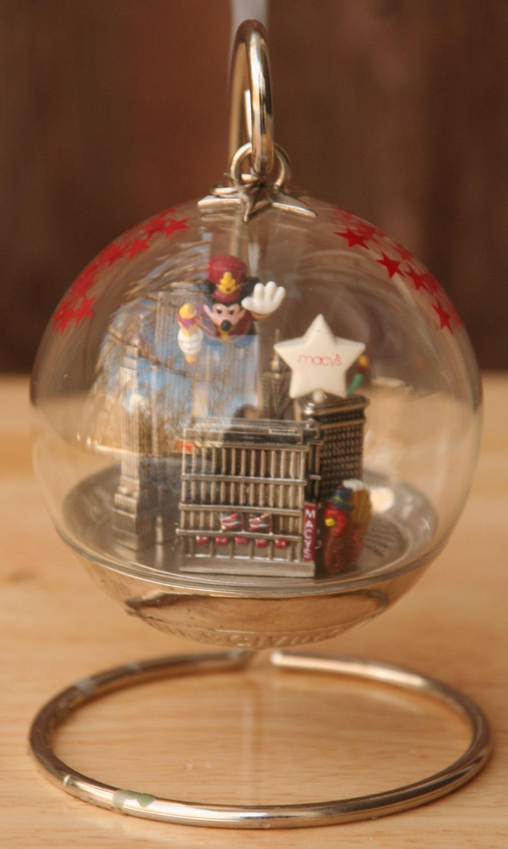 A Special Christmas Ornament | Sagittarius Dolly