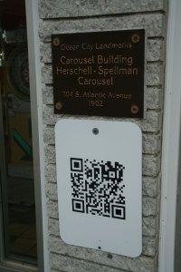 Carousel Entrance, The Boardwalk, Ocean City, Maryland