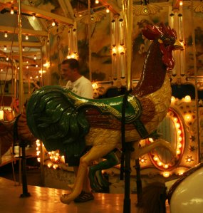 Carousel, Ocean City, Maryland