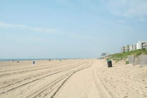 Beach, Ocean City, Maryland