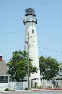Fenwick Island Lighthouse in Daytime