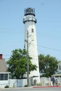 Fenwick Island Lighthouse in Daytime