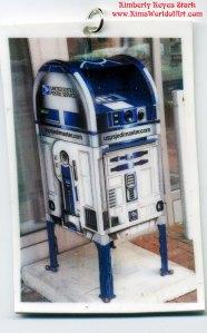 R2-D2 Mailbox Photojewelry