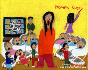 The Scream of Nadya Suleman