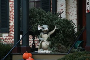 Mouse Statue, Historic Frederick, Marland