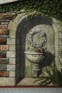 Trompe L'Oeil Painting by William Cochran, Frederick, Maryland