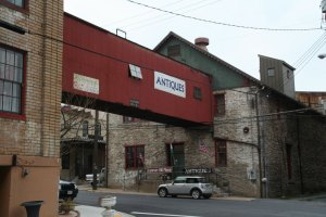 Antiques, Historic Frederick, Maryland