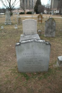 F. Scott Fitzgerald Family Plot