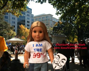Occupy the Dollhouse: I am the 99 Percent
