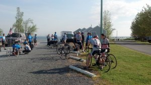 Soldier Ride, Rose Haven, Maryland