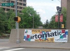 Artomatic 2012 banner