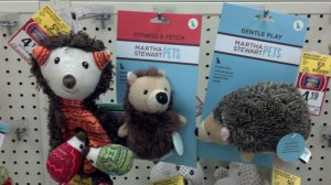 Hedgehogs by Martha Stewart Pets
