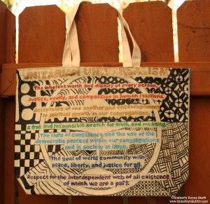 UU Chalice Bag