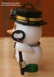 Steampunk Snowman