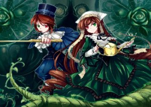Still From Rozen Maiden