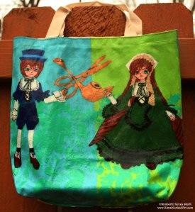 Souseiseki/Suiseiseki Tote Bag