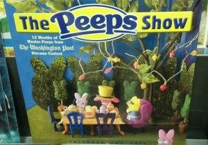 2013 Peeps calendar