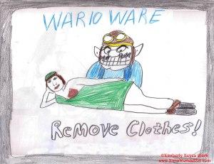 Sucre à la Crème in WarioWare