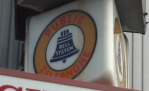 Old Bell System Logo, Washington, DC