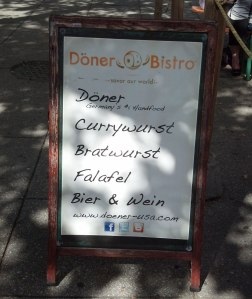 Doener Bistro, Adams-Morgan, Washington, DC