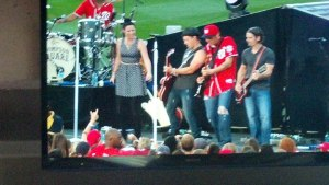 Thompson Square at Nationals Park