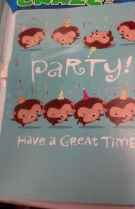 Hedgehog Birthday Card