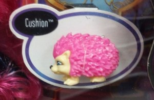 Monster High Howleen Wolf doll