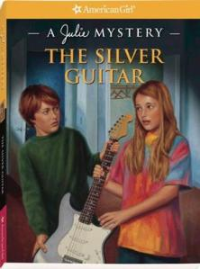 T.J. and Julie try to figure out what to do with a silver guitar that supposedly once belonged to a deceased rock star.